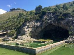 Gruta de la Villa de Tiberio
