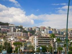 Casas del centro de Nápoles