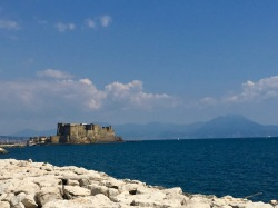 El Castel y el Vesubio