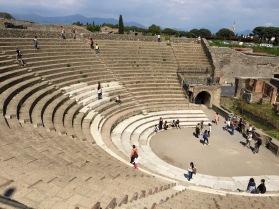 Teatro Grande de Pompeya