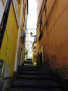 Callejuela en Pizzo