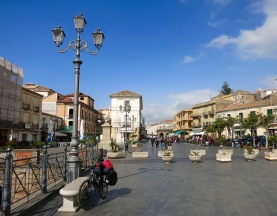 Plaza en Pizzo
