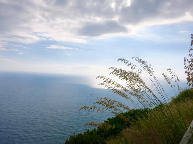 Vista desde cerca de Ricadi