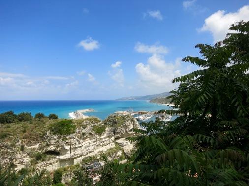 Vista desde Tropea