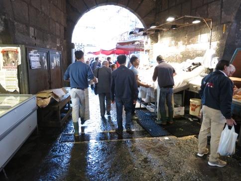 Mercado de la Pescheria