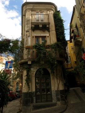 Rincón en Catania
