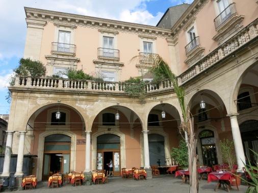 Plaza den Catania