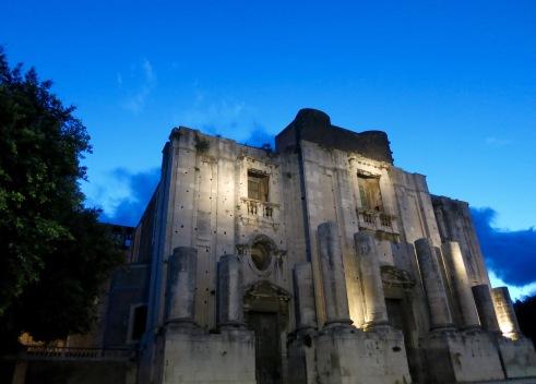 Monasterio de San Benedetto