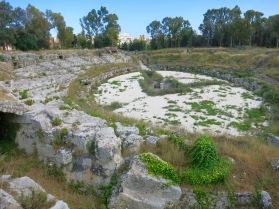 Anfiteatro romano de Siracusa