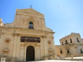 Iglesia en Noto