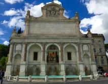 Fontana dell´Acqua Paola