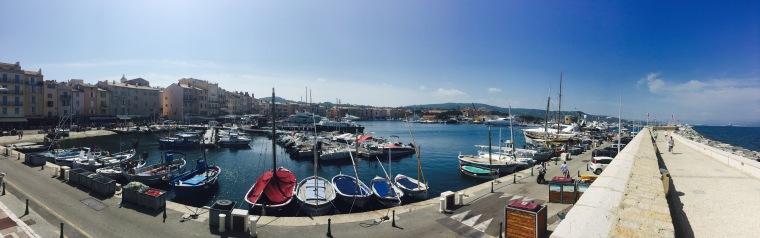 Puerto de Saint Tropez