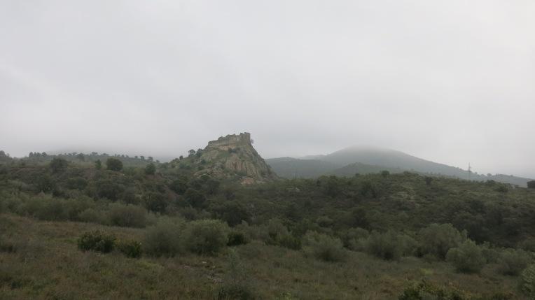 Castillo de Quermançó, junto a Vilajuïga