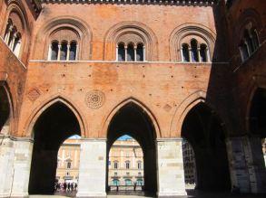 Detalle del Palacio Gótico
