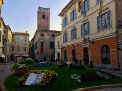 Plaza en Albenga