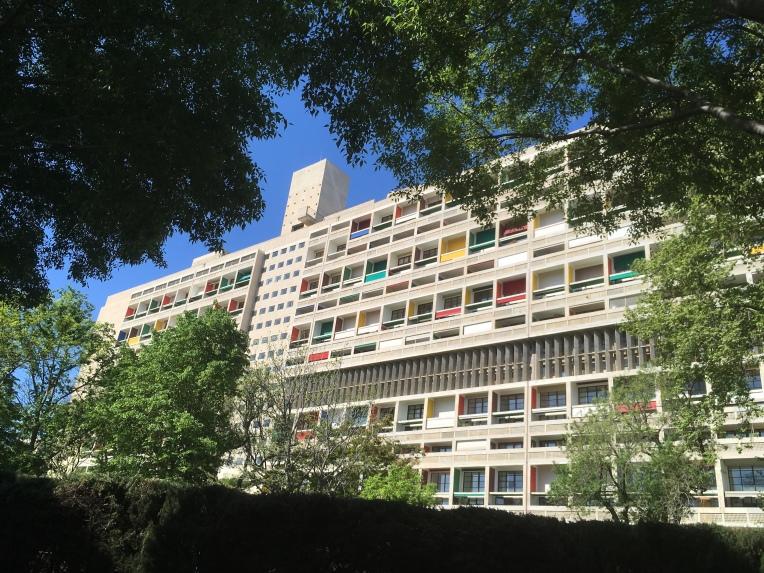 Unité d´Habitation de Marseille