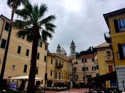 Vista en Laigueglia