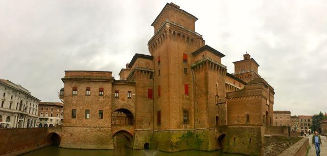 Castillo de los Este