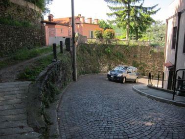 Las rampas de salida de Trieste