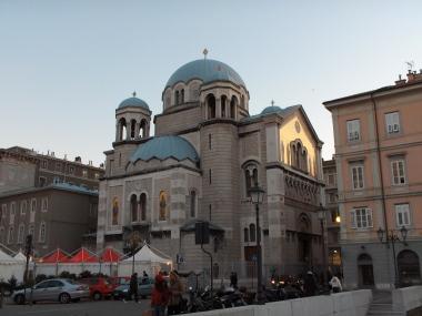Iglesia Ortodoxa en Trieste (wikipedia)